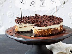 Oreo-Milchcreme-Kuchen Rezept