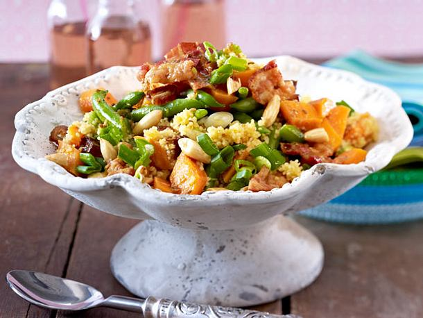 Orientalischer Couscous-Salat Rezept