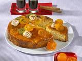 Orientalischer Orangenkuchen Rezept