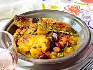 Orientalisches Hähnchenfleisch Rezept