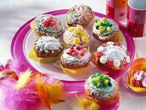 Osterei-Muffins Rezept