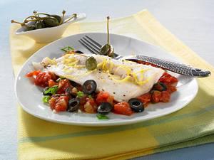 Pangasius-Filet in Tomatensoße  Rezept