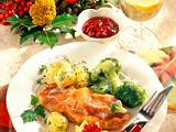 Panierte Schnitzel zu Broccoli Rezept
