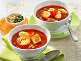 Paprika-Walnuss-Suppe Rezept