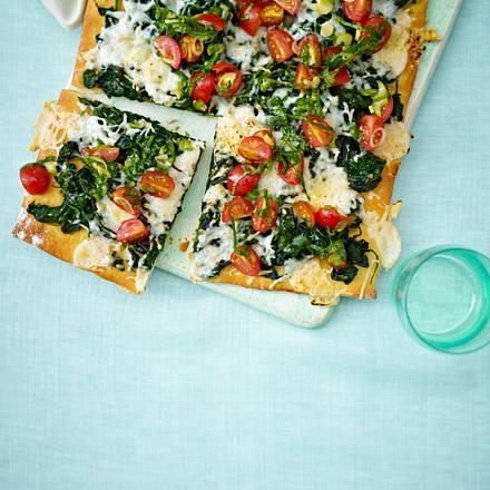 Partypizza to-määh-to Rezept