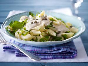 Pasta tonnato (Nudeln mit Thunfischsoße) Rezept