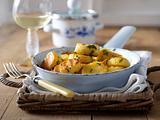 Pastinaken-Gnocchi in Petersilienbutter Rezept