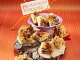 Pecannuss-Würfel Rezept