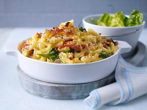 Penne and Cheese mit Broccoli Rezept