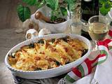 Pfannkuchen mit Ricotta und Spinat Rezept