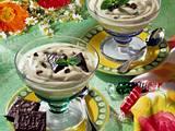 Pfefferminztee-Dessert Rezept