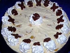Pfirsich - Maracuja - Frischkäse - Torte Rezept