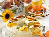 Pfirsich-Napfkuchen Rezept