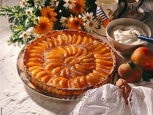 Pfirsich-Tarte (Diabetiker) Rezept