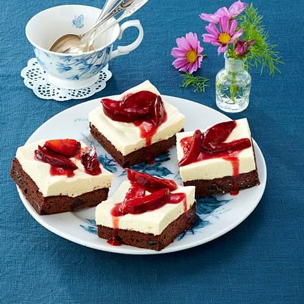 Pflaume-in-Madeira-Kuchen Rezept