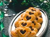 Pflaumen-Aprikosen-Herzen Rezept