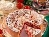 Pflaumen-Baiser-Torte Rezept