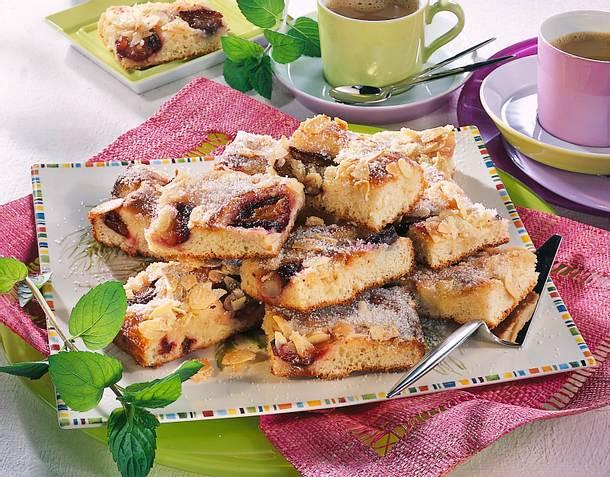 Pflaumen-Butterkuchen Rezept