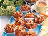 Pflaumen-Muffins (Diabetiker) Rezept