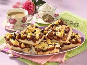Pflaumen-Streuselkuchen vom Blech Rezept