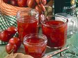 Pflaumenkonfitüre mit Gewürzen Rezept