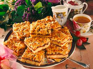 Pflaumenkuchen vom Blech Rezept