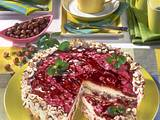 Philadelphia-Kirsch-Torte Rezept