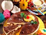 Piña-Colada-Torte  Rezept
