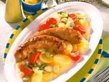 Pikanter Kartoffelsalat Rezept