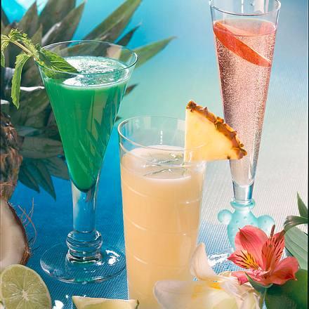 Pineapple-Cream Rezept