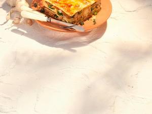 Pita (Giros-Blätterteig-Kuchen) Rezept