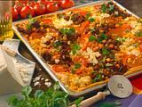 Pizza Bolognese Rezept