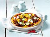 Pizza Mexikana Rezept