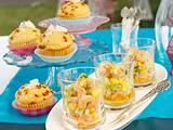 Polenta-Muffins Rezept