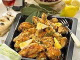 Pollo alla diavola (Mariniertes Teufelshähnchen) Rezept