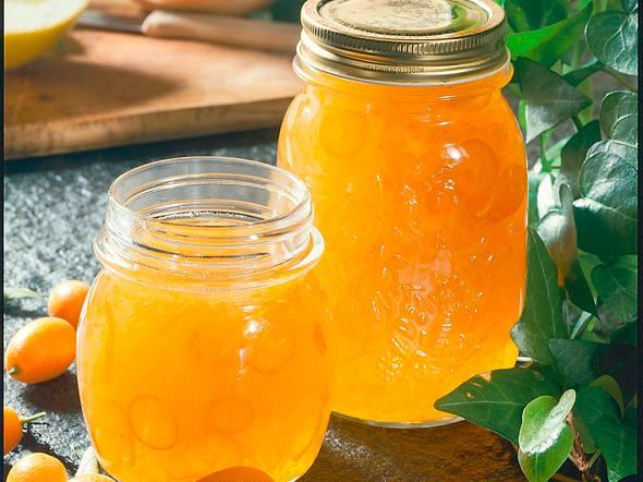 Pomelo-Kumquat-Marmelade Rezept