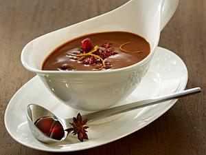 Portweinsoße (für Gänse- bzw. Geflügelgerichte) Rezept