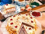 Preiselbeer-Walnuss-Torte (Diabetiker) Rezept