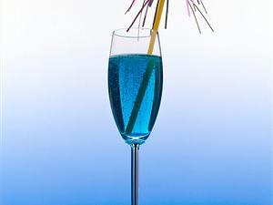 Prickelnder Sekt-Cocktail Rezept