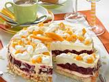 Prosecco-Frucht-Torte Rezept