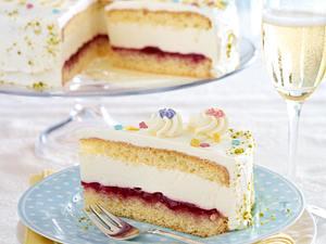 Prosecco-Holunder-Torte Rezept