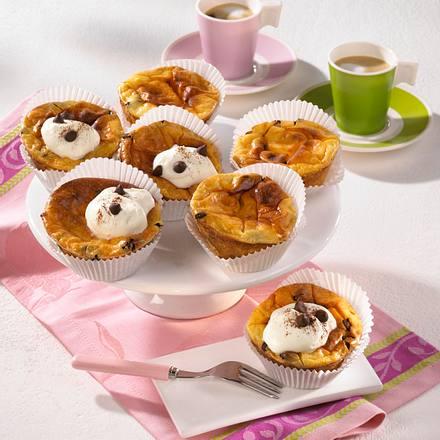 pudding muffins rezept lecker. Black Bedroom Furniture Sets. Home Design Ideas