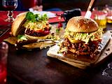 Pulled-Deer-Burger Rezept