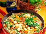 Puten-Gemüse-Pfanne Rezept