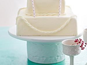 Quadratische Hochzeitstorte Rezept