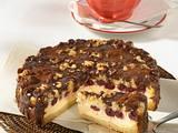 Quark-Schokostreusel-Torte Rezept