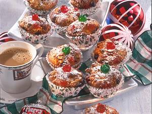 Quark-Stollen-Muffins Rezept