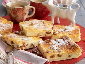 Quarkkuchen vom Blech Rezept