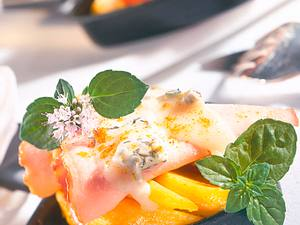 Raclette-Essen Rezept