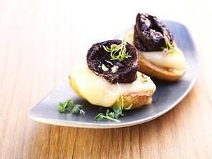 Raclettekartoffeln mit Trockenpflaumen Rezept